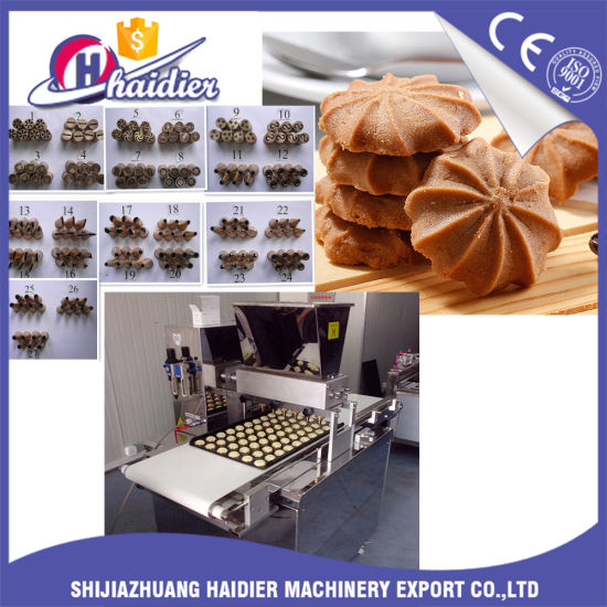 Stainless Steel Biscuits Making Machine with Good Quality