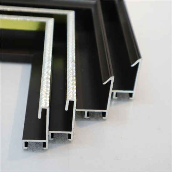 China High Standards Quality of Aluminum Picture Frame Profiles ...