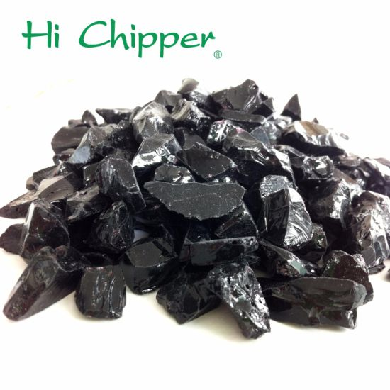 Decorative Tempered Glass Chips for Fire Pit or Fireplace pictures & photos