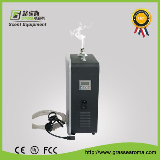 Hotel Lobby Scent Diffuser System Air Purifier Scent Aroma Nebulizer Diffusion Hz-5001 pictures & photos