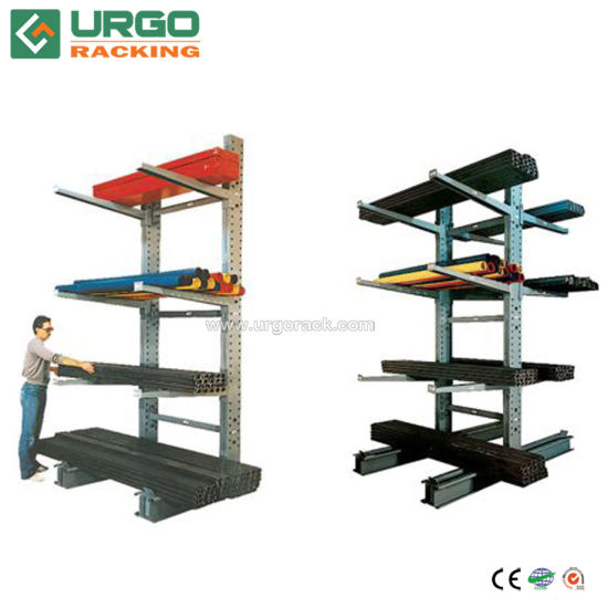 Low Cost Used Heavy Shelves Cantilever Racking