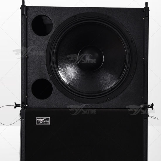 Vera S18 Line Array 18inch Subwoofer Speaker Box Design pictures & photos
