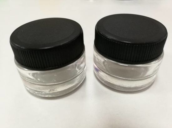 5ml Transparent Cosmetic Storage Jar pictures & photos