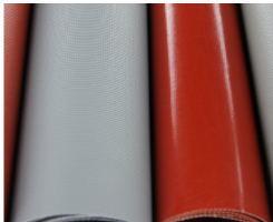 Silicon Coated Fiberglass Fabric Thermal Reflective Fiberglass Material