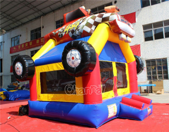 Monster Truck Inflatable Jumper Bouncer/Inflatable Jumping Castle for Children Chb255 pictures & photos