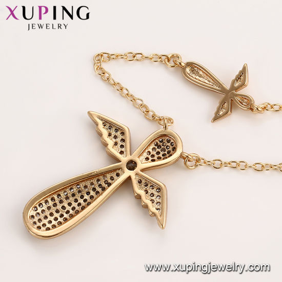 44534 Fashion Gold Jewelry Copper Alloy Men Necklace Chain in 60 Cm pictures & photos