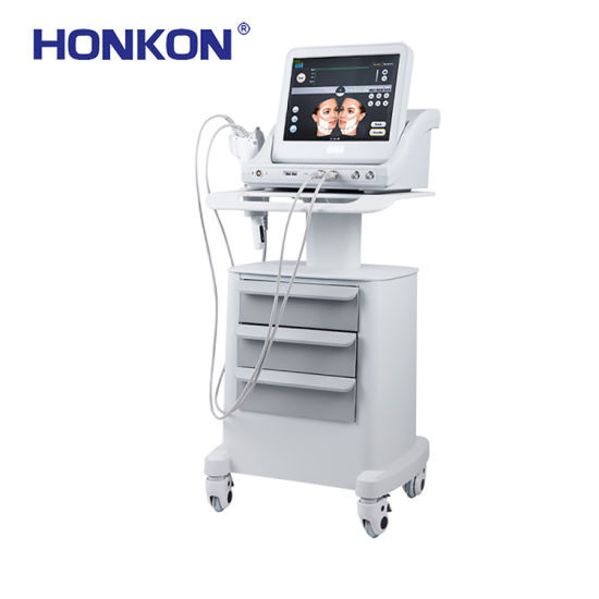 Honkon Hifu Skin Tighten Anti-Aging Ultrasound Anti-Wrinkle Machine
