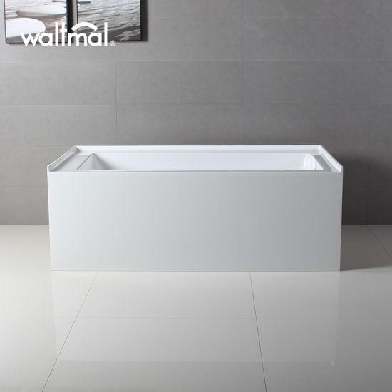 Upc Bathtub Apron Front Skirt Panel Bathtubs With Tiling Flange