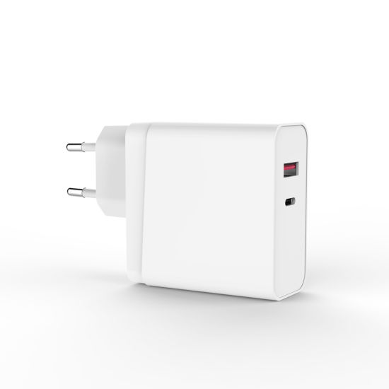 18W Pd Charger, Wireless Fast Charging QC3.0 Mobile Power