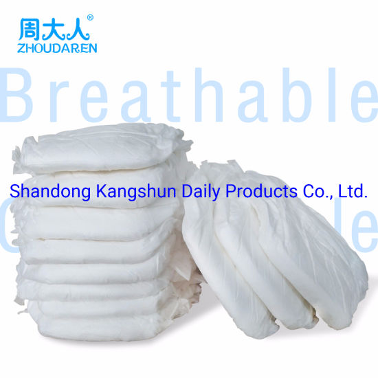 Quick Delivery High Absorption Adult Diaper in Economical Grade