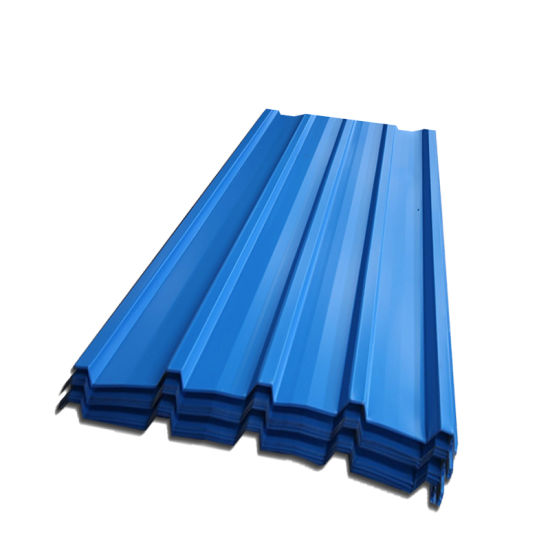 Construction Material Cold Rolled PPGI Galvanized Steel Corrugated Roof Sheet
