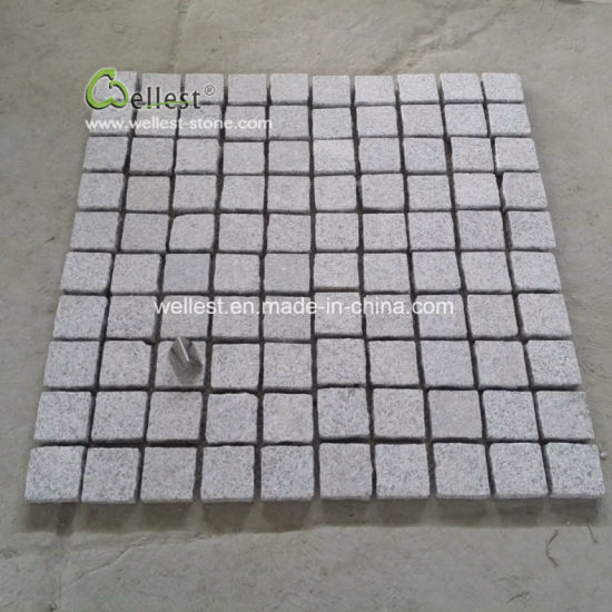 G603 White Pearl Grey Granite Tiles/Slabs/Pavers/Kerbstone/Quoins/Cills Building Stone pictures & photos