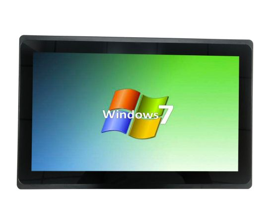 OEM Industrial Panel PC 15.6 Inch Industrial Computer All in One PC J1900 CPU IP67 Waterproof Touchscreen PC
