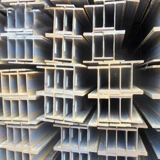 A283 I Beam 80mm China Supplier Steel I Beam 80mm for Building Material