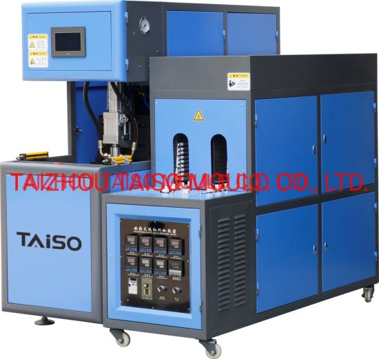 5L Semiautomatic Pet Water Bottles Blow/Blowing Moulding/Molding Machine/Machinery with CE