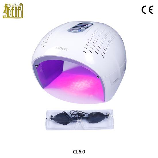 Best Selling PDT Light Therapy Medical Green Light Skin Rejuvenation Skin  Tightening Beauty Machine