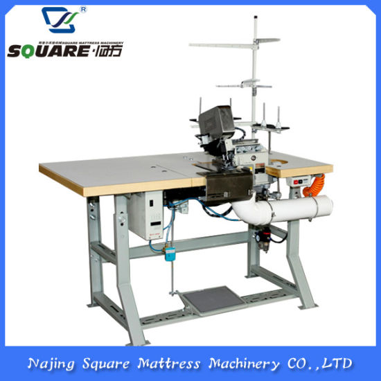 Stepless Speed Mattress Panel Flanging Machine