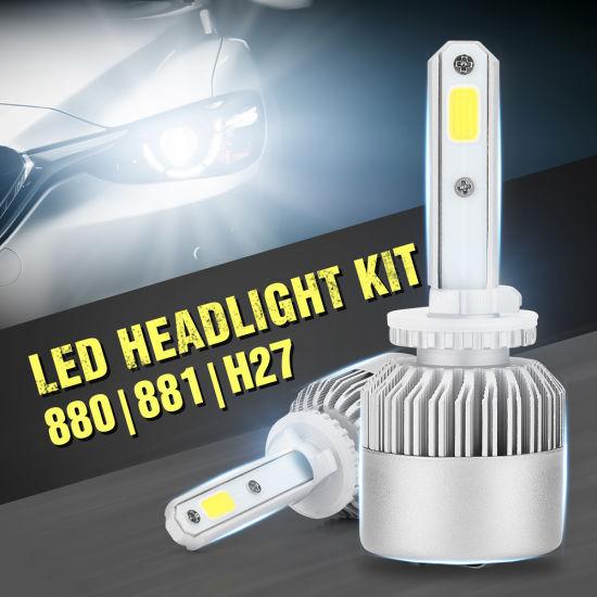Lightech S2 C6 X3 Auto LED for 880 Car Headlight