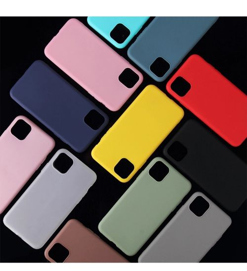Chinese Manufacturer Silicon Phone Case Liquid Silicone Back Cover for Samsung Galaxy S8/ S8 Plus