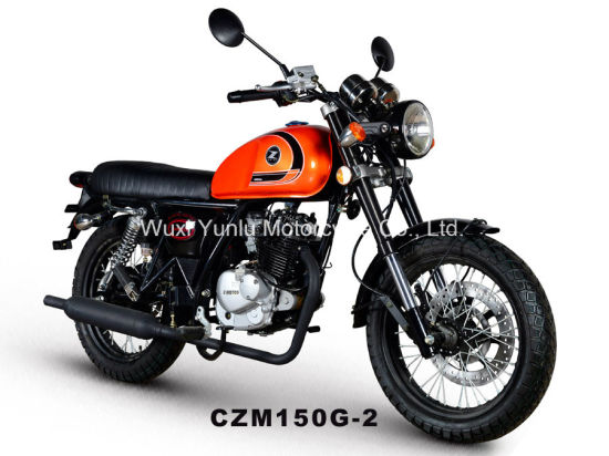Czm150g-2 Cafe Racer Motorcycle