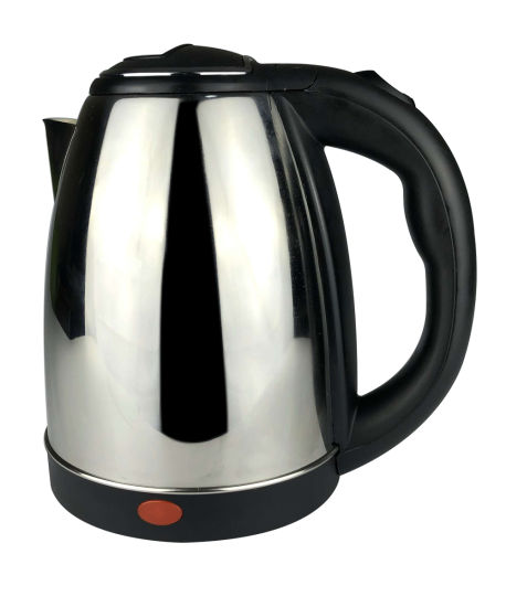 Hot-Selling Kettle 1.8L Polished Chassis 360 Rotating Stainless Steel Electric Kettle Automatically Power off