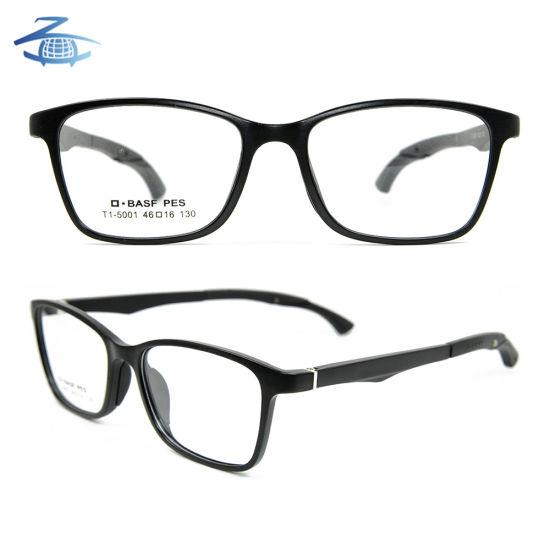 bbc75086e4 High Quality Tr Teenagers Eyewear Adjustable Temple Optical Glasses Frame