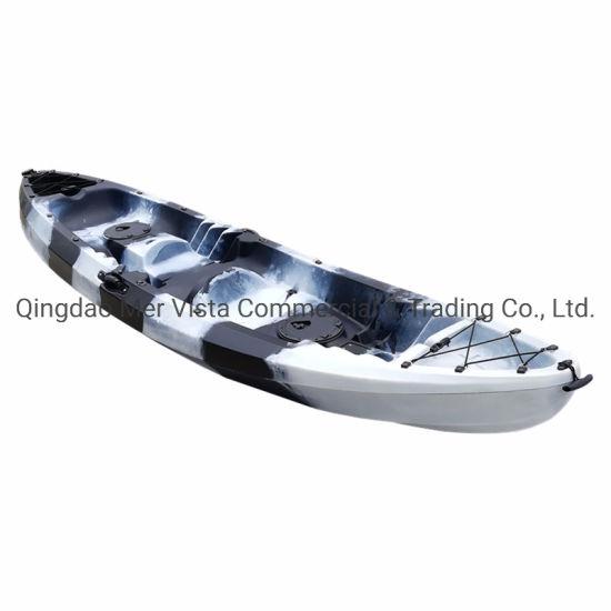 Wholesale Plastic Multicolor Multi-Functional Fishing Kayak