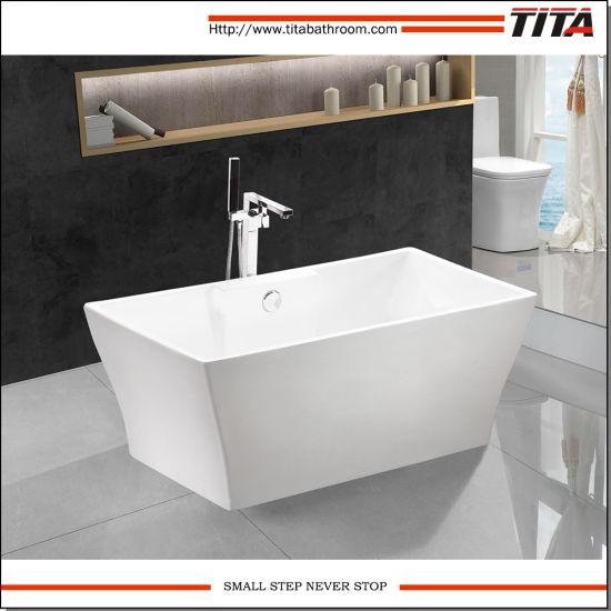 Merveilleux Acyrlic Two Sided Bathtub Tcb062D