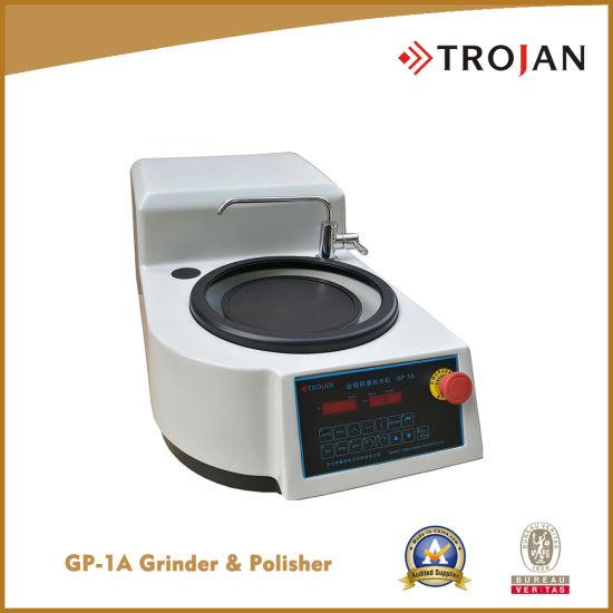 Gp-1A 300mm Manual Metallographic Specimen Grinder and Polisher