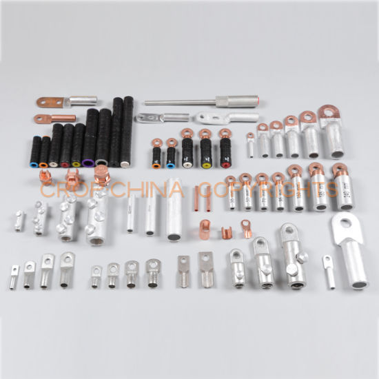 China Electrical Wire Crimp Connectors, Copper Cable Lugs, Wire ...