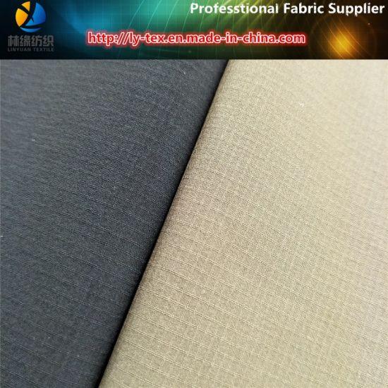 Nylon Plaid Spandex Fabric for Climbing Suit