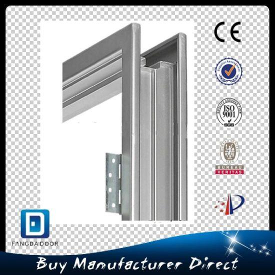 China Fangda Israel Security Door Frame - China Door Frame, Steel Frame
