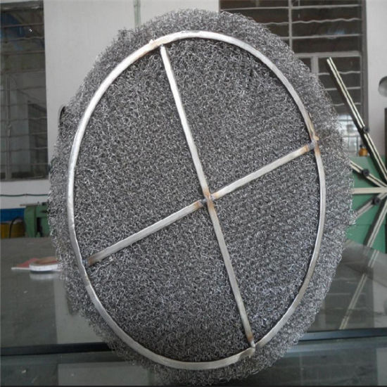 Popular Cheapest Wire Mesh Demister for Filtration