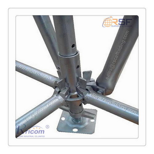 Metal Certified Scafolding with SGS Certification/Ringlock Scaffolding