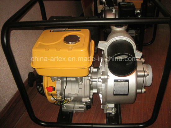 "4inch/4"" Gx270 Gasoline/Petrol Engine Agricultural Irrigation Water Pump pictures & photos"