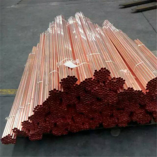 High Quality and Low Price Copper Pipe C10400 pictures & photos
