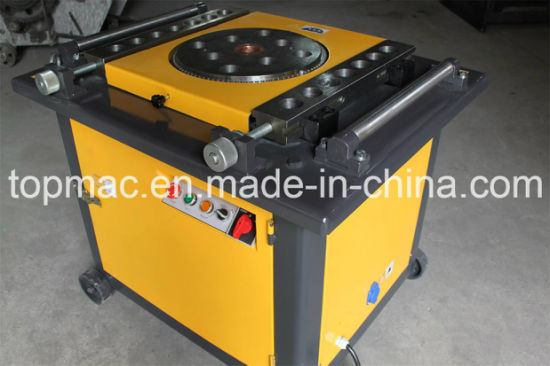 Topmac Brand High Qaulity Bar Bender Machine pictures & photos