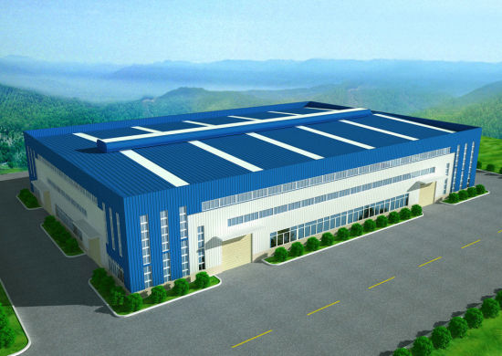 Steel Structure Workshop Construction (SSW-14041)
