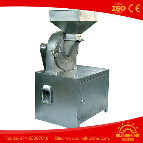 Cocoa Bean Grinding Machine Cocoa Bean Grinder pictures & photos