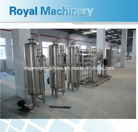 Auto Pure Water Treatment System