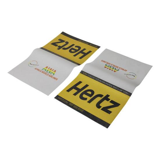 Disposable Nonwoven Headrest Cover Headrest Advertising Headrest Airline