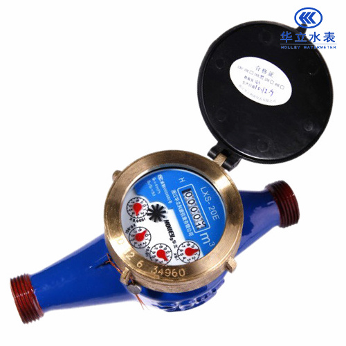 Vane Wheel Liquid Sealed Water Meter