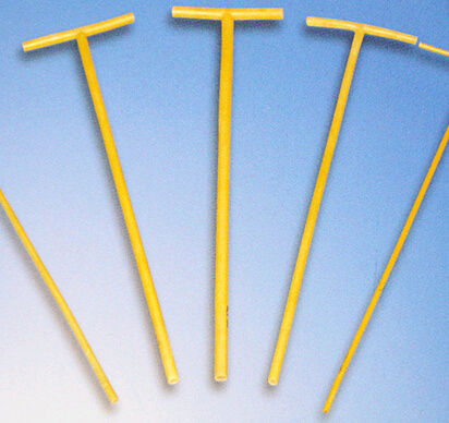 Ht-0475 Hiprove Brand Disposable Latex T-Drainage Tube