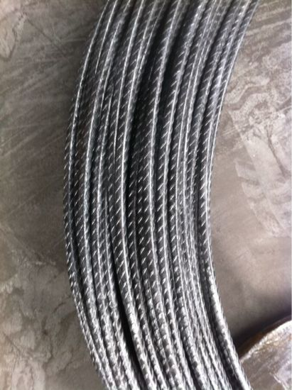 Cold Rolled Iron Steel Rod/Deformed Steel Bar/Steel Rebar pictures & photos