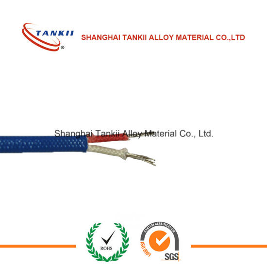 China Stranded wire K type thermocouple cable 2*1.5mm2 - China ...