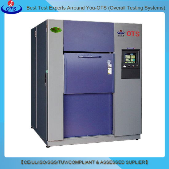 Laboratory Climatic Used Fast Temperature Change Thermal Shock Test Chamber