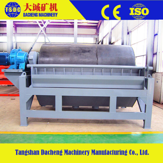 CTB-612 Ore Dry Wet Magnetic Separator pictures & photos
