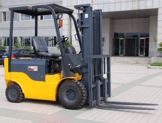 2.5ton Electric Forklift with Italy Mosfet Controller pictures & photos