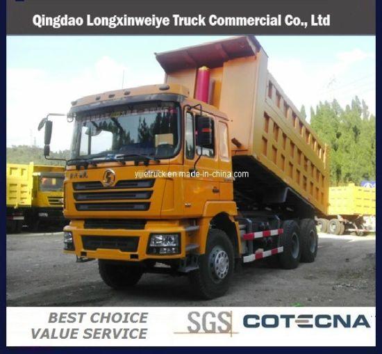 SHACMAN D'long 6x4 336HP 35t 20m3 Mining Dump Truck