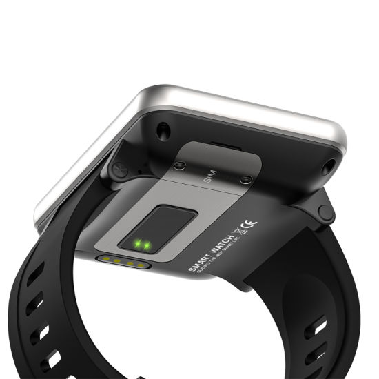 GPS Watch Sos Mobile 4G Android 7.1.1 Smart Phone